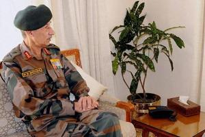 Kashmir will be a 'long war', warns outgoing Northern Army chief DS Hooda