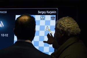 Computer has become an integral part of the training process for the chess players these days.