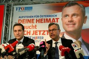 After Trump and Brexit, Austria far-right eyes presidency