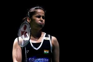 Saina Nehwal loses to unseeded Zhang Yiman to crash out of Macau Open