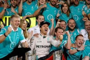 Nico Rosberg mulled quitting when Formula One title was in sight