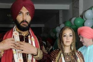 What is Yuvraj Singh's wife Hazel Keech's new name?