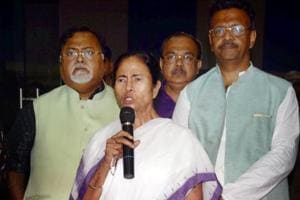 Mamata leaves secretariat after 36 hours, threatens 'legal action'