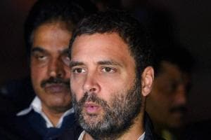 PM Modi gifted political space to anti-India forces: Rahul Gandhi