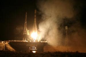 Russian spaceship breaks up in sky 6 minutes after launch