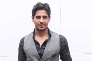 I can't live off the success of the past: Sidharth Malhotra