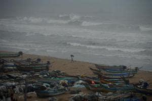 Cyclone Nada further weakens, making landfall in TN