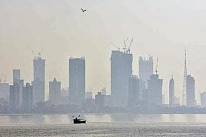 Air in Mumbai continues to be  poor
