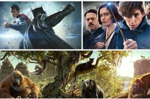 Batman v Superman, Jungle Book, Fantastic Beasts: Oscars VFX shortlist...