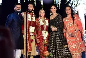 Just married: Inside Yuvi and Hazel's star-studded Goa wedding