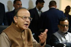 State FMs discuss demonetisation after GST council meet with Jaitley