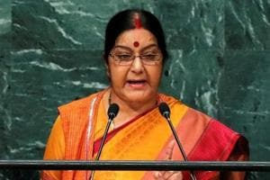 Sushma assures action in 'gang-rape' of American woman