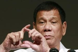 Philippines' Duterte gets Trump White House invite during 'animated'...