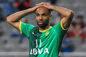 Frederic Kanoute striker spent seven seasons with La Liga outfit Sevilla between 2005 and 2012.