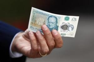 New British £5 note has animal fat, revives memory of 1857 uprising