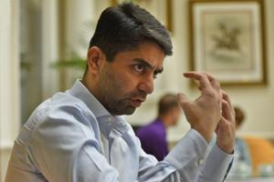 Why India's Olympic champ Abhinav Bindra is in the firing line