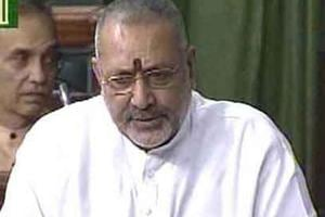 Union minister Giriraj Singh calls for mass sterilisation to control...