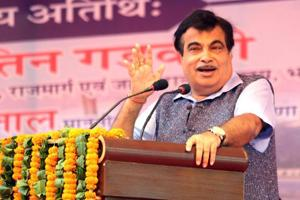 50 chartered planes to ferry VVIPs to Nagpur for Gadkari's daughter's...