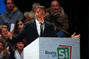 Italy votes in constitutional reform referendum with PM Renzi's future...