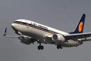 Jet Airways plane makes emergency landing at Hyderabad; passengers,...