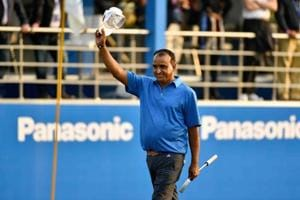 Mukesh Kumar clinches Panasonic Open India title