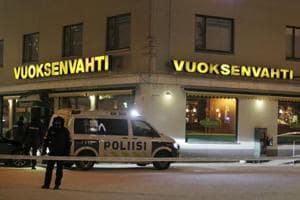 Local politician, two reporters killed in Finland shooting