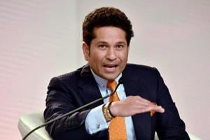Master blaster Sachin Tendulkar's remedy for swasth, sporting India