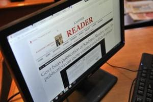 J-K: Case filed against reporter of banned Kashmir Reader for 'public...