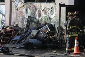 'Expecting the worst': Up to 40 feared dead in California warehouse...