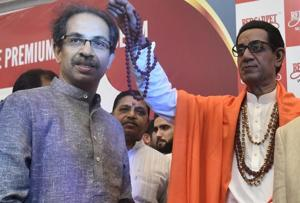Mumbai: Despite poll tie-up talks, Uddhav hits out at Modi again