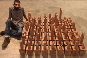 Ōtah Prōtah: Wood artist Bhuvanesh Gowda's take on philosophy and...