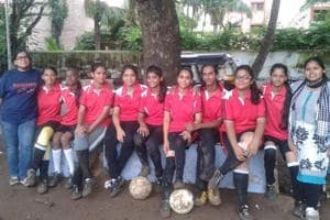 A larger-than-life goal: Girls take to football in orthodox Mumbai...
