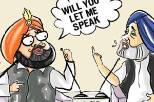 HT regional buzz | Will Sukhbir let me speak: Amarinder