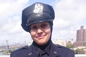 I will cut your throat: Hijab-clad Muslim cop, son harassed in US