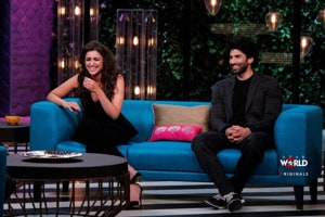 Koffee With Karan: Parineeti gushes over Priyanka for still being 'the...