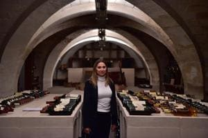 Meet Virginie Routis: The woman who decides the wines presidents drink