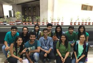 Mumbai college students' mantra: Go green for a better future