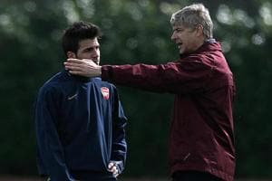Arsene Wenger planning sensational bid for former Arsenal star Cesc...