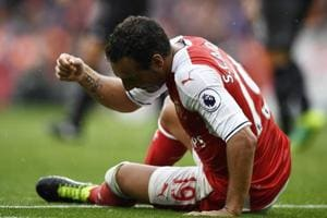 Santi Cazorla injury will not force Arsenal to go for panic buy:...