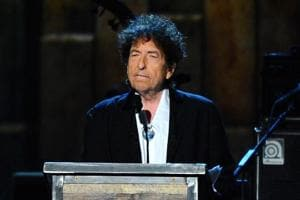 Bob Dylan has sent an acceptance speech to the Nobel committee