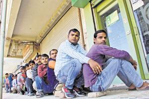 The lines outside ATMs are not the real problem
