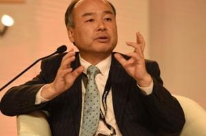 Want to build robots that care for us: SoftBank's Son