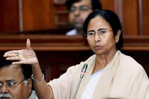 Mamata demands probe into assets 'bought' by BJP before demonetisation