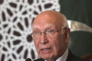 Special arrangements were made for Aziz: India