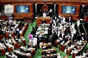 Demonetisation debate likely in Lok Sabha today, could break...