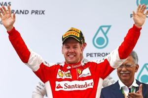 Sebastian Vettel brushes aside Mercedes rumours, says his future with...