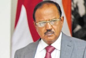 No bilateral meet or pull aside between Doval, Aziz: MEA