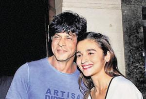 Shah Rukh Khan? He's there for everyone, he's unmatched: Alia Bhatt