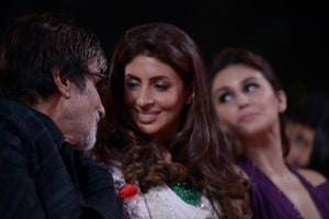 Daughters are the best gift: Amitabh Bachchan