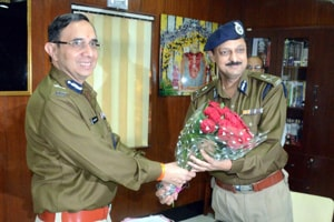 New top cops for Indore brace for pro-active, transparent policing